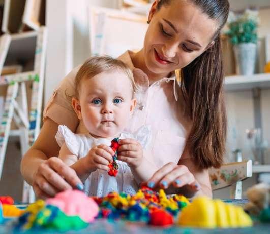 Drop-Off Child Care-services